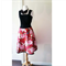 Women's Japanese Printed Cotton Skirt.